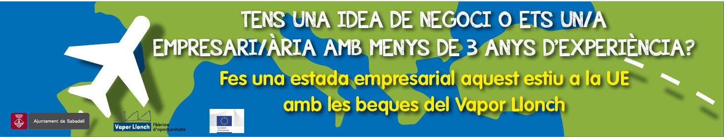 programa Erasmus Emprenedors