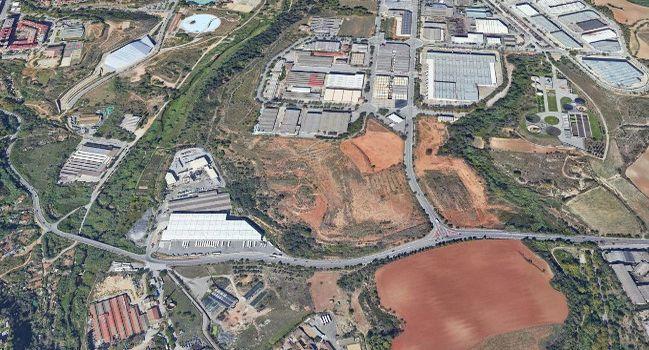 Pla de modernització del polígon de Can Roqueta